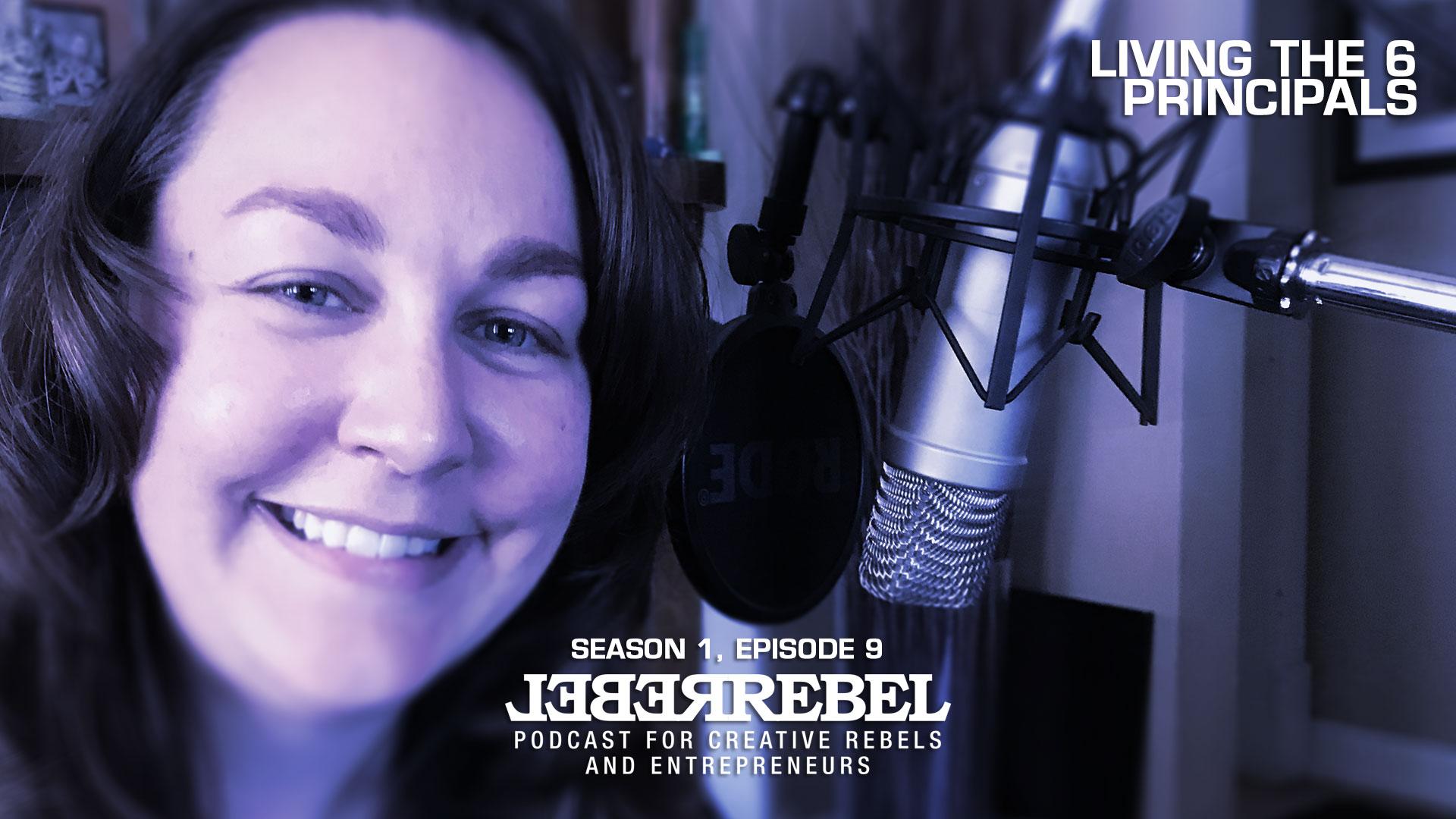 Rebel - Lisa Genovese
