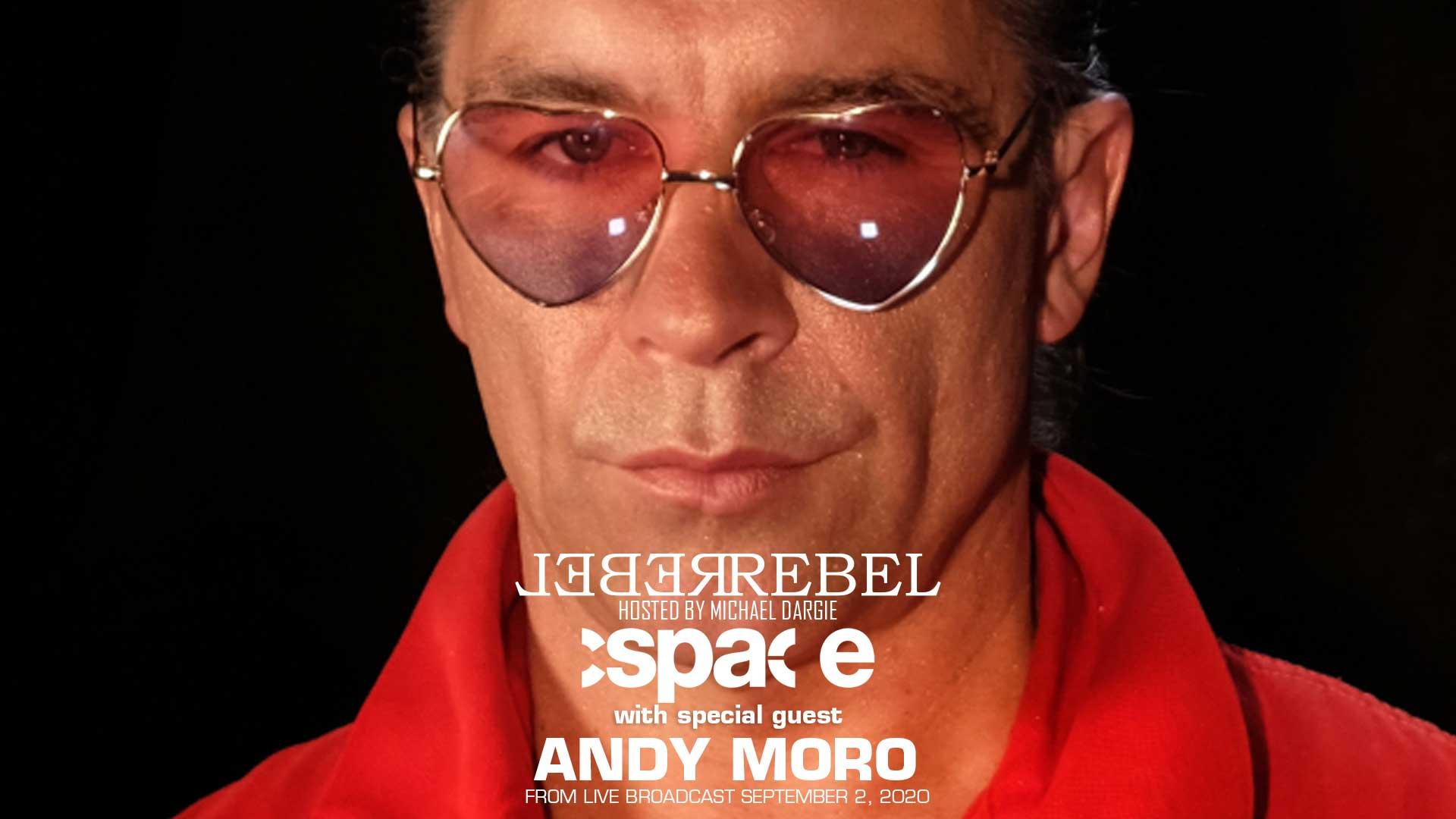 Andy Moro Live at cSpace King Edward