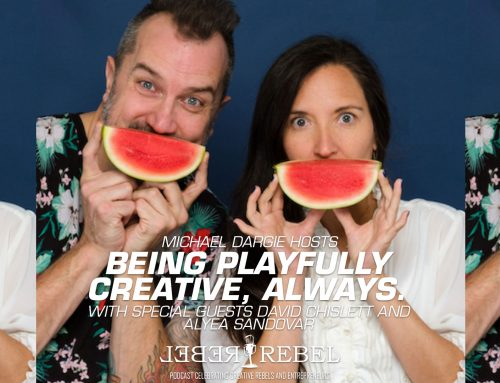 Being Playfully Creative, Always.