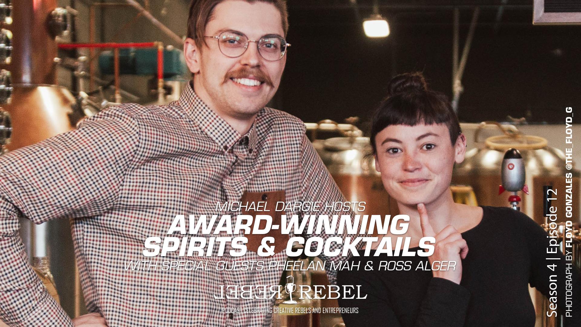 Confluence Distilling on RebelRebel Podcast