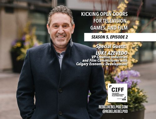 Kicking Open Doors for Television, Games, and Film